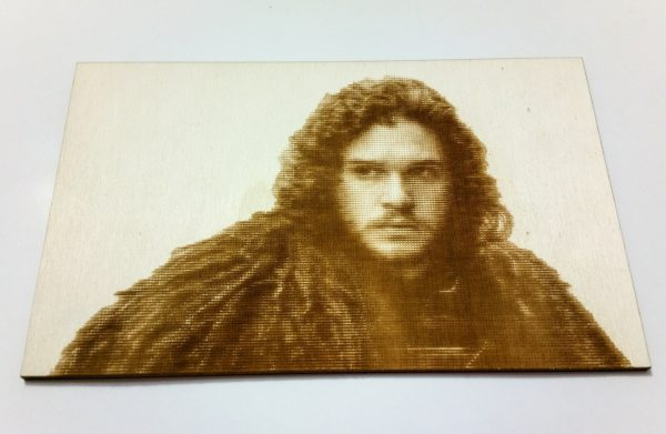 John Snow din Game of Thrones