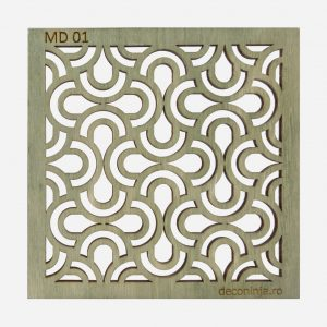 panou decorativ MD01
