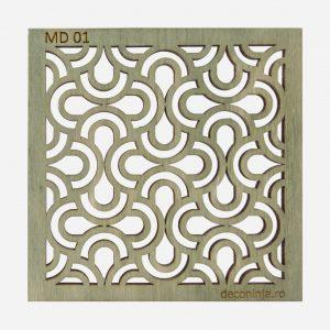 panou decorativ MD01