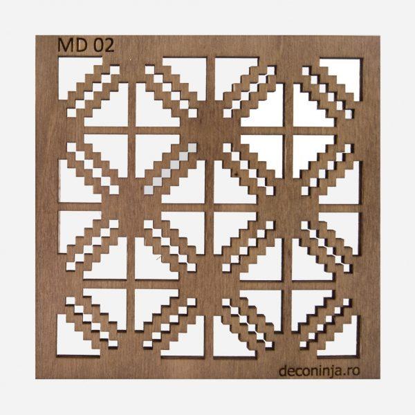 panou decorativ MD02