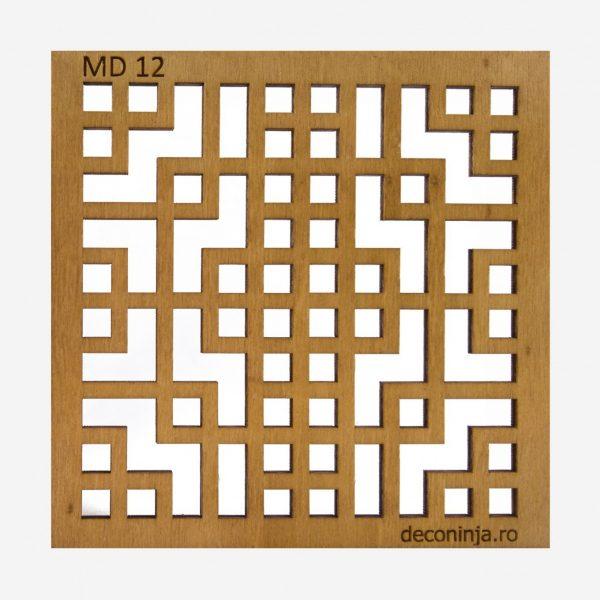 panou decorativ MD12