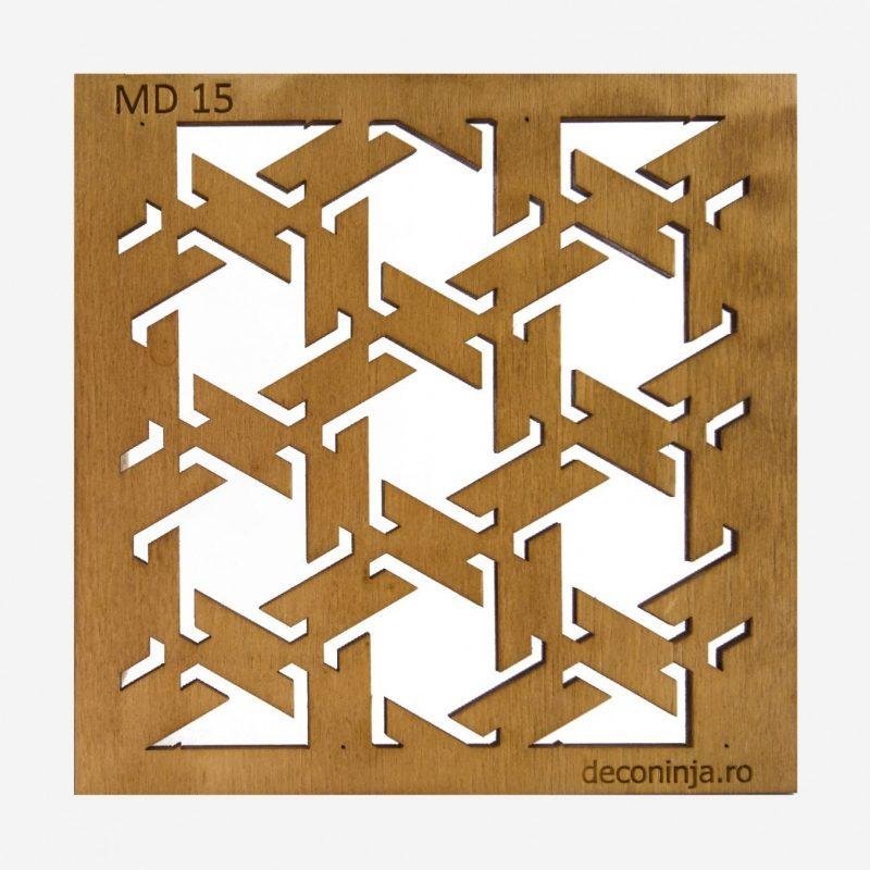panou decorativ MD15