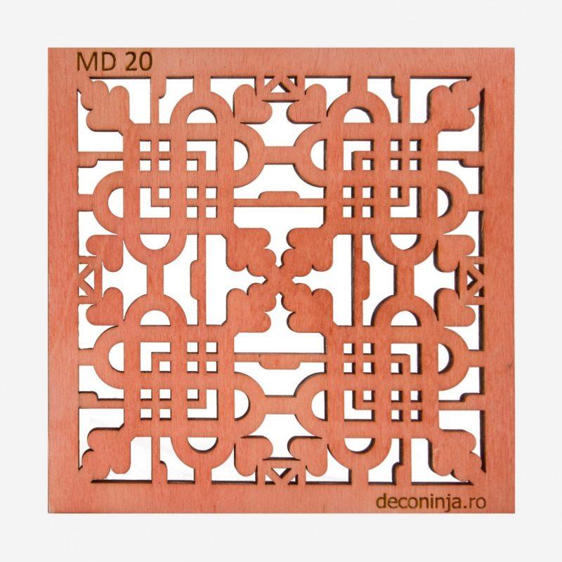panou decorativ MD20