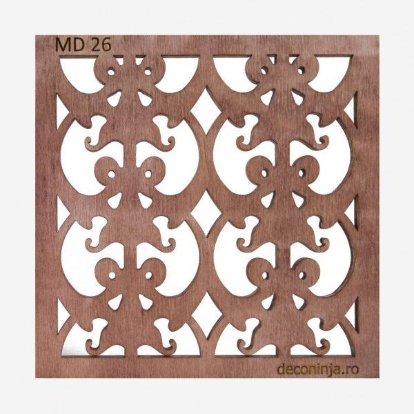 panou decorativ MD26