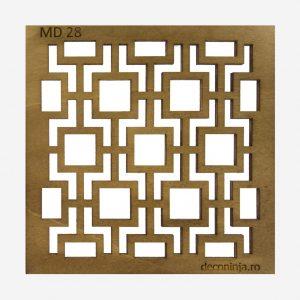 panou decorativ MD28