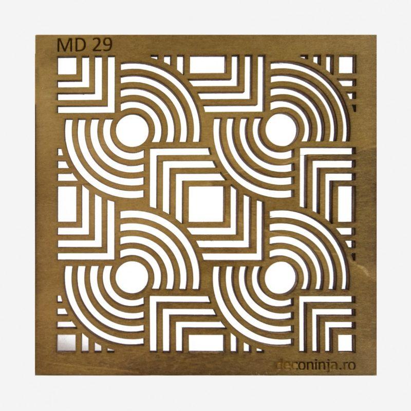 panou decorativ MD29