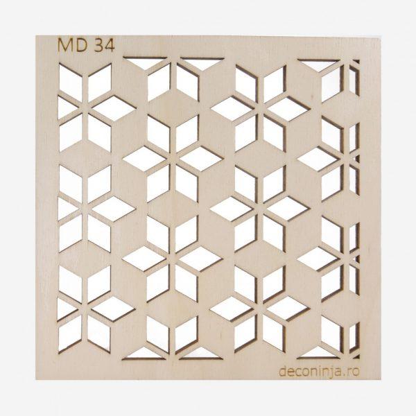 panou decorativ MD34