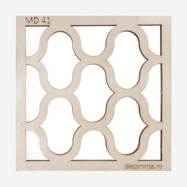 panou decorativ MD41