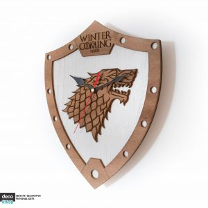 Ceas Game of Thrones house Stark